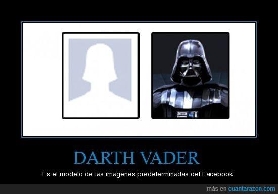Darth Vader,Facebook