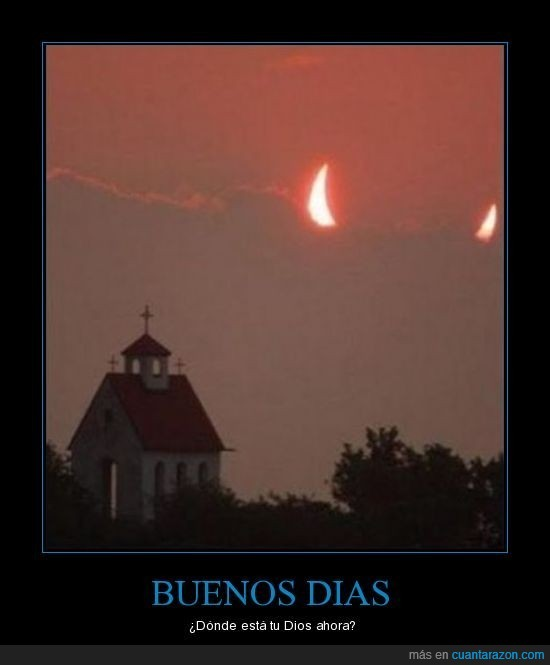buenos dias,Dios,iglesia