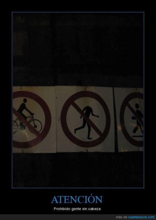 gente,prohibir,señales