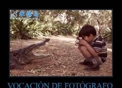 Enlace a VOCACIÓN DE FOTÓGRAFO