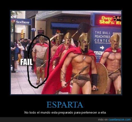 abdominales,esparta