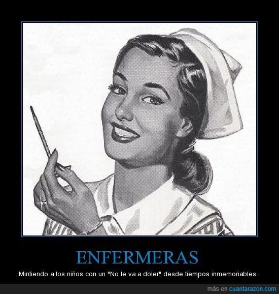 enfermeras,jeringuilla,Realidad