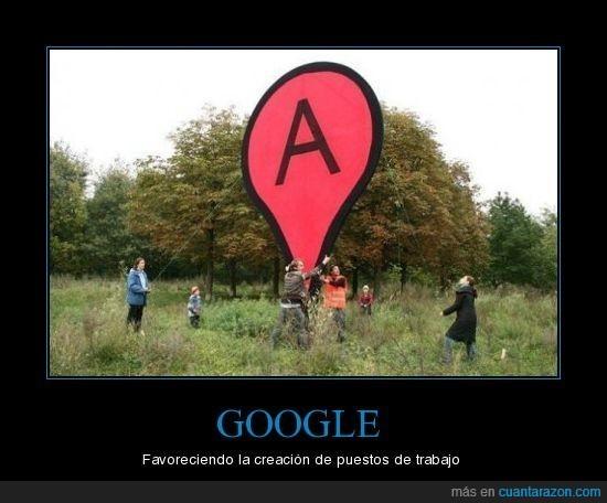google,mapa
