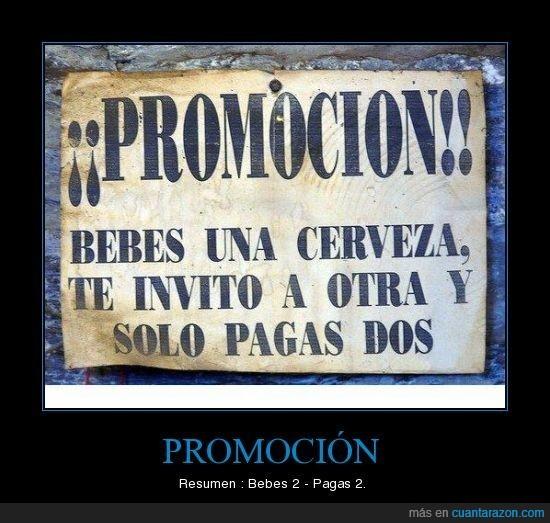 beber,cerveza,Fail,Promoción