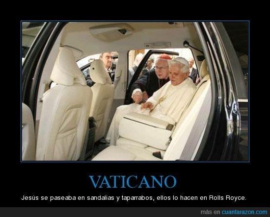 catolicos,ratzinger,secta,vaticano