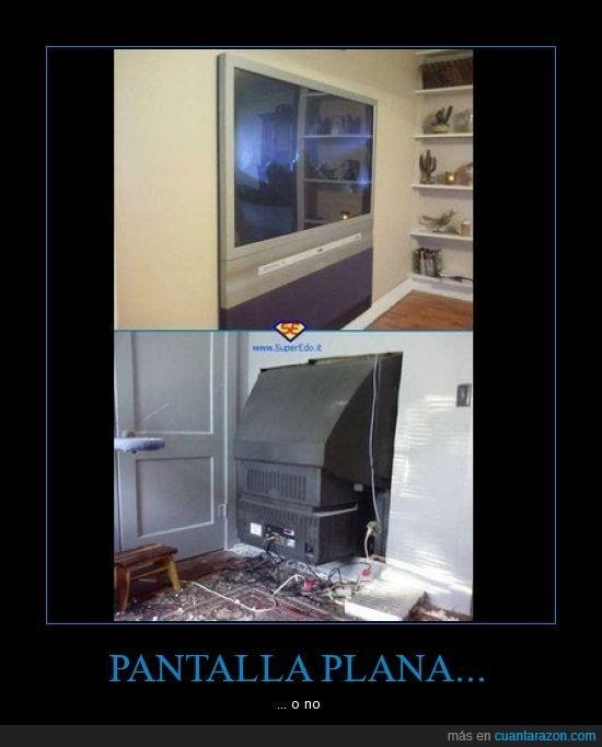 pantalla plana,tele,televisión,tv