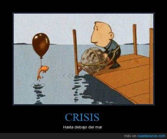 crisis,globo,pez,suicidio