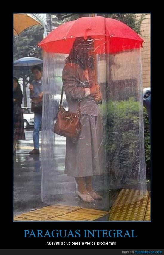fail,integral,lluvia,paraguas