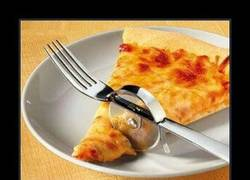Enlace a TENEDOR PARA PIZZA