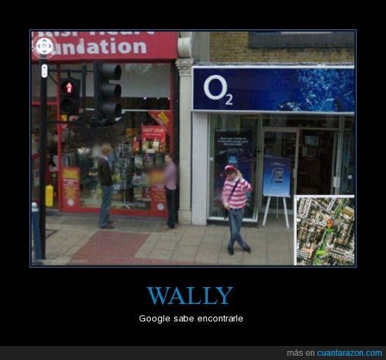 google,wally