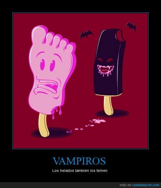 dracula,frigopie,helados,vampiros