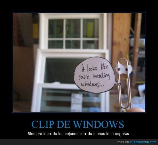 clip,tocar los cojones,windows