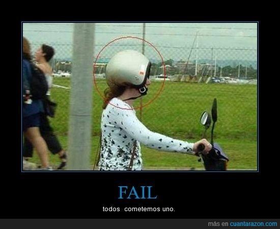 casco,fail,moto