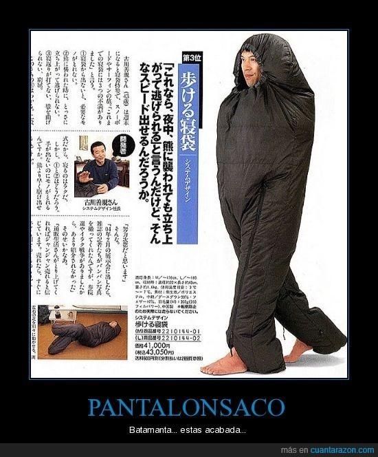 batamanta,pantalonsaco