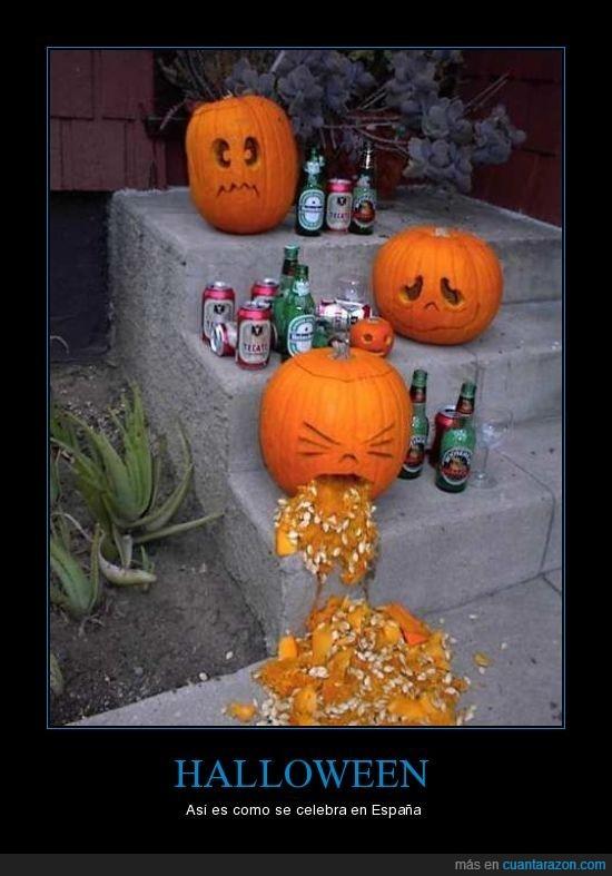 alcohol,calabaza,españa,halloween