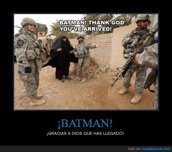 batman,fail,friki,guerra,lol,ninja