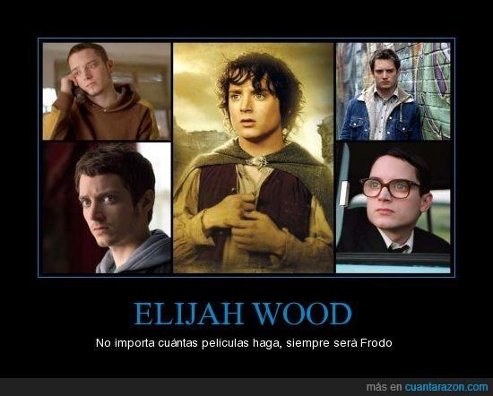 elijah wood,freak,friki,frodo,peliculas