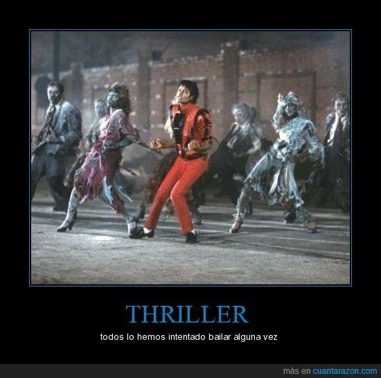 baile,michael jackson,thriller