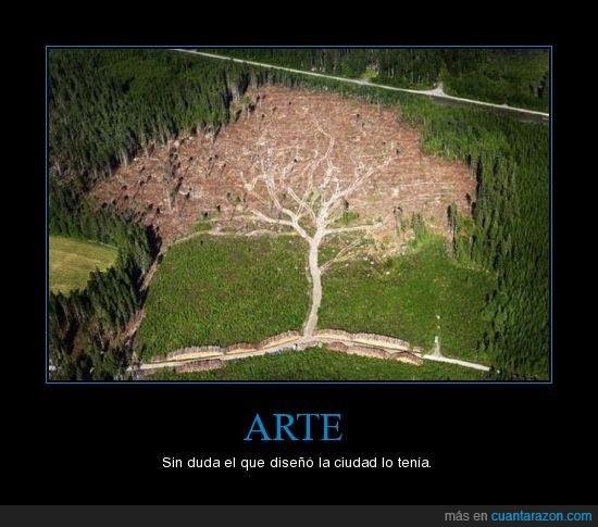 arbol,arte,ciudad