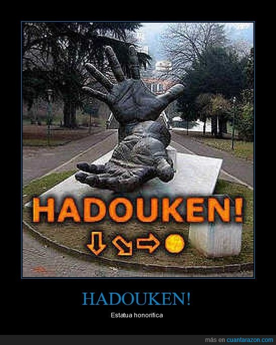 hadouken,street fighter