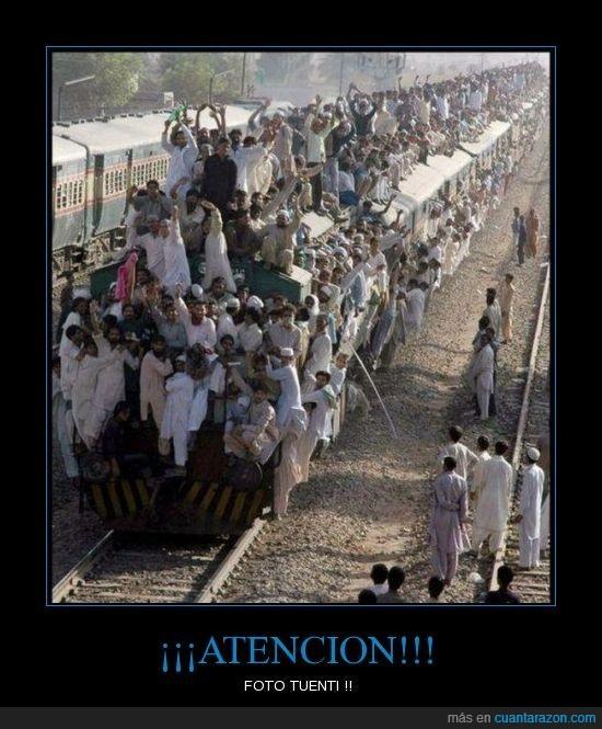 cartel,foto,tren,tuenti