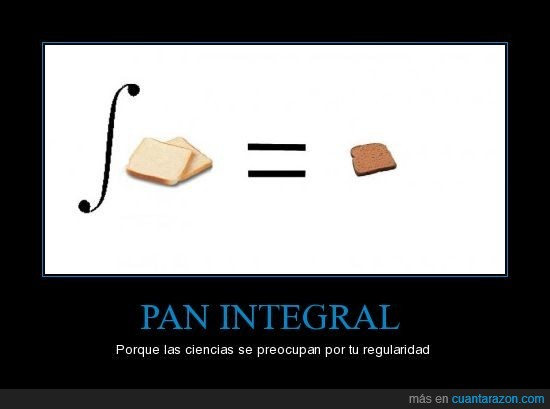 integral,lol,Matemáticas,pan