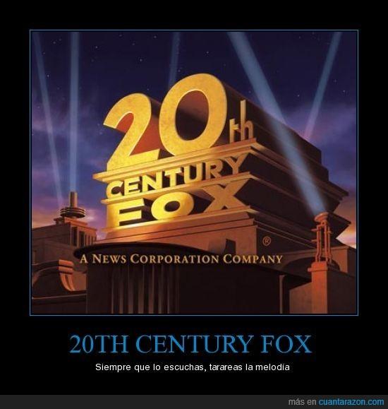 20,20th,century,fox,melodía,tararear