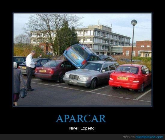 aparcar,coches