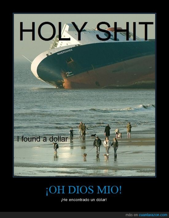 accidente,barco,dólar