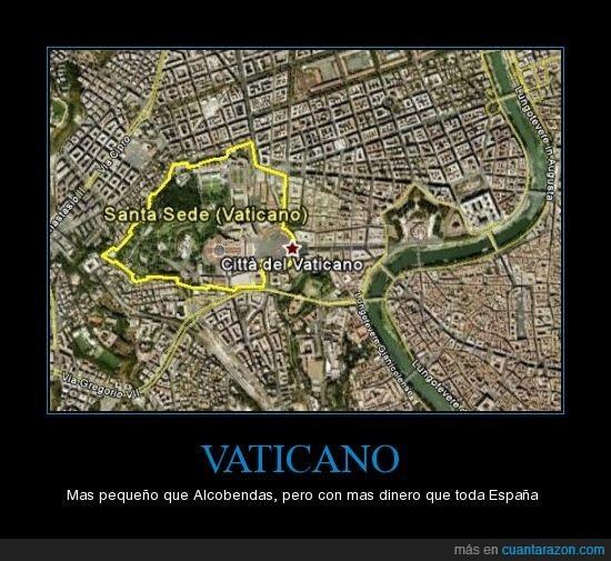 alcobendas,dinero,vaticano
