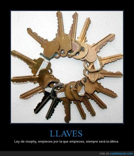 ley,llaves,murphy,ultima