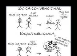 Enlace a LÓGICA RELIGIOSA