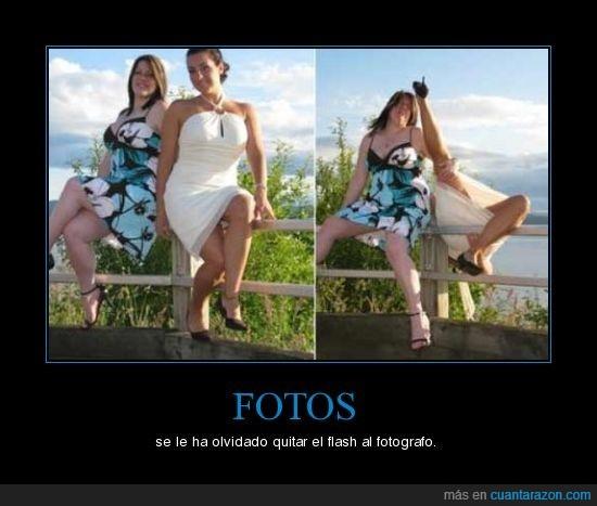 flash,fotos