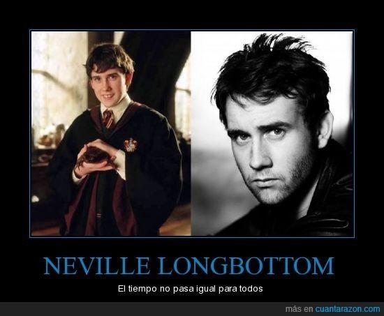 feo,guapo,harry,longbottom,neville,potter