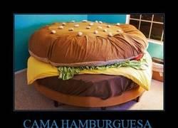 Enlace a CAMA HAMBURGUESA