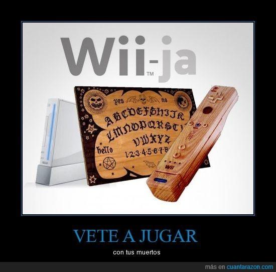 juego,tablero,wii,wiija