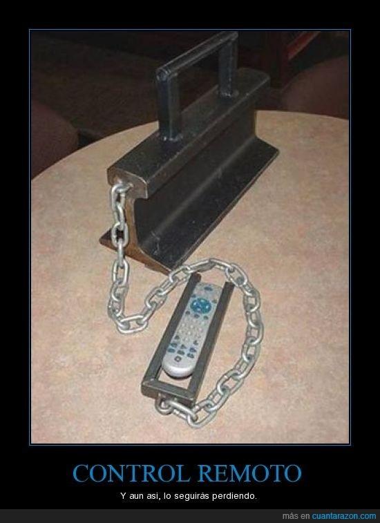 control remoto,inventos,peso
