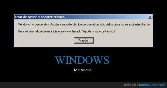 ayuda,error,soporte tecnico,windows
