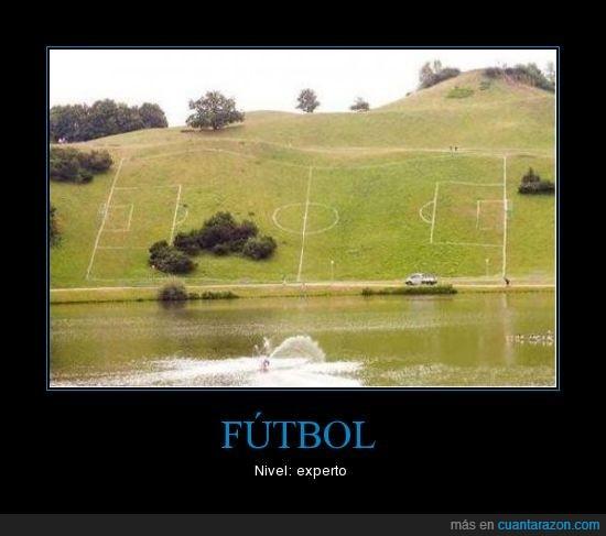 campo,futbol,torcido