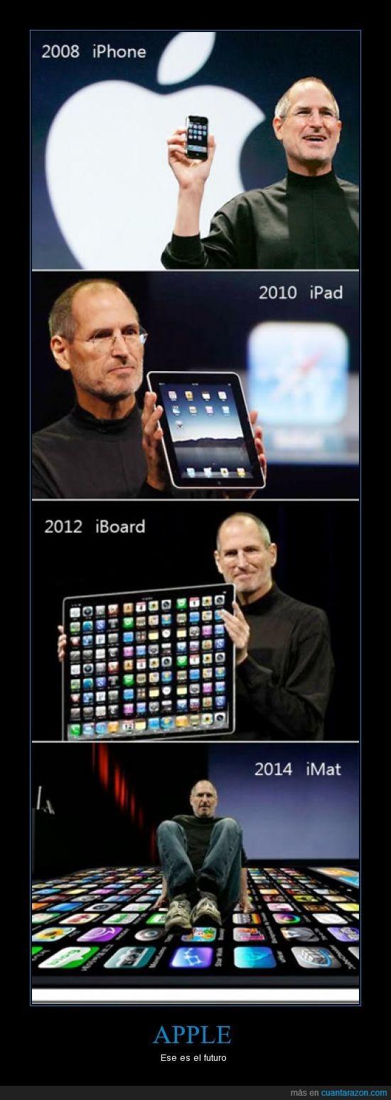 apple,futuro,grande,producto