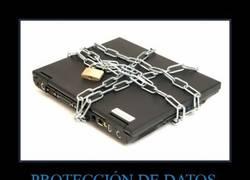 Enlace a PROTECCIÓN DE DATOS