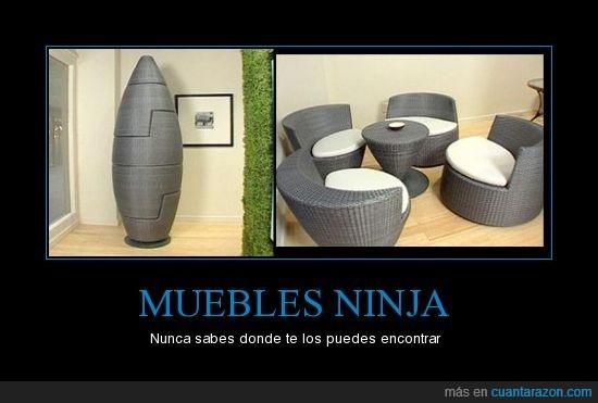 muebles,ninja,supositorio