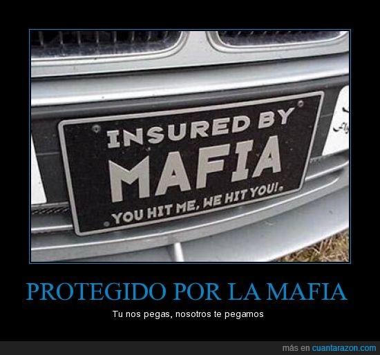 mafia,pegar,protegido