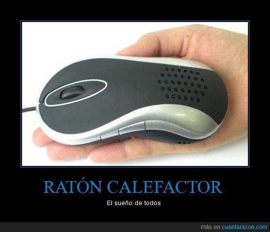 Calefactor,Invierno,Ratón