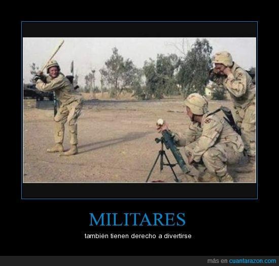baseball,diversión,militares