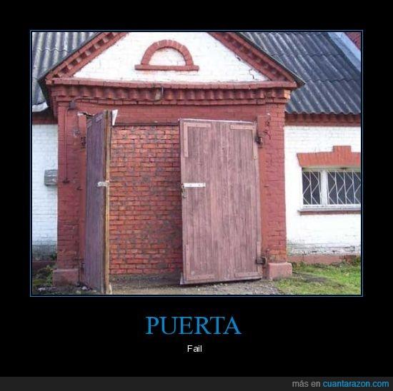fail,puerta