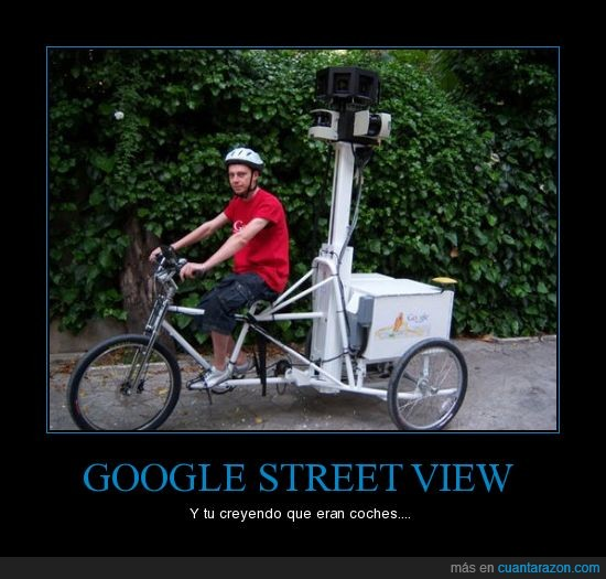 bicicleta,fail,google