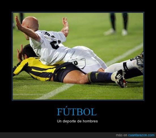 futbol,hombres