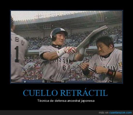 baseball,cuello,retráctil
