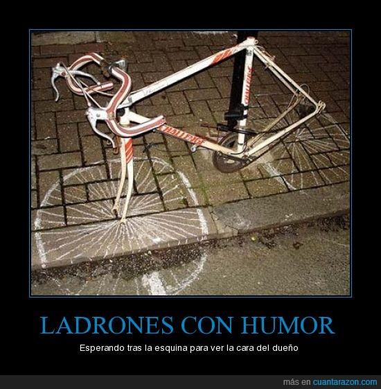 bicicleta,robo